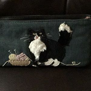 Xhilaration Whimsical Hand Bag Cat Purse